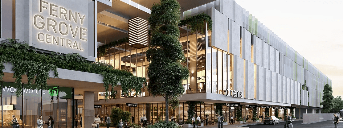 Ferny Grove Central Coming Soon!