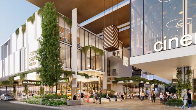 Ferny Grove Central Coming Soon! 2